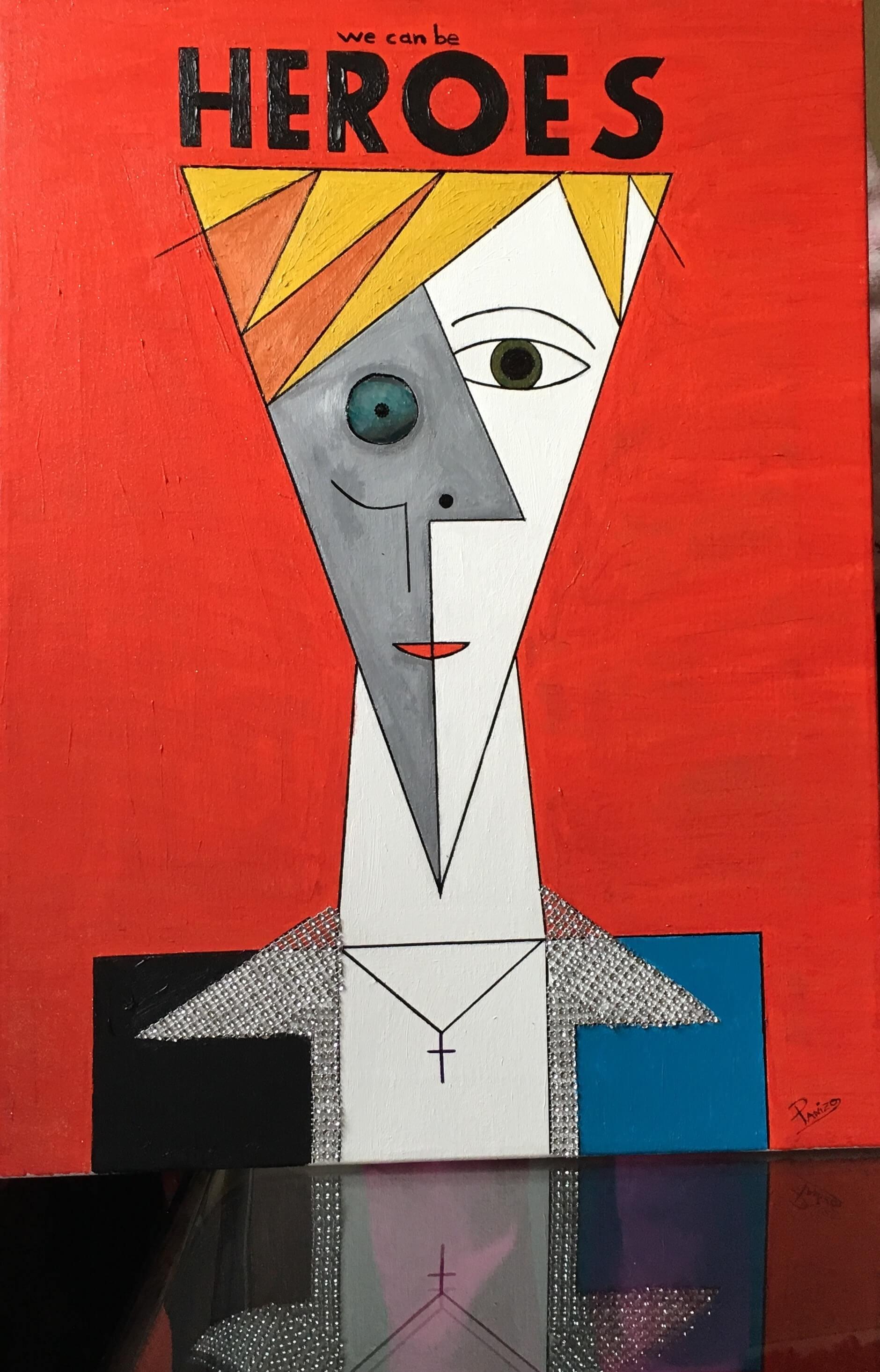 David Bowie ecléctico - Isabel Panizo