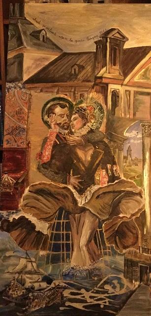 artepanizo, isabel panizo del valle,madrid de los austrias, Felipe II,siglo de oro,de madrid al cielo