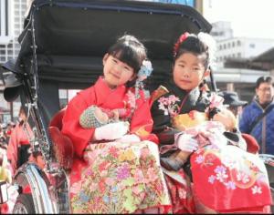 Festival de la casa de muñecas en Japón
